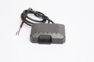 waterproof Cal-Amp lmu-1150 gps tracking device.