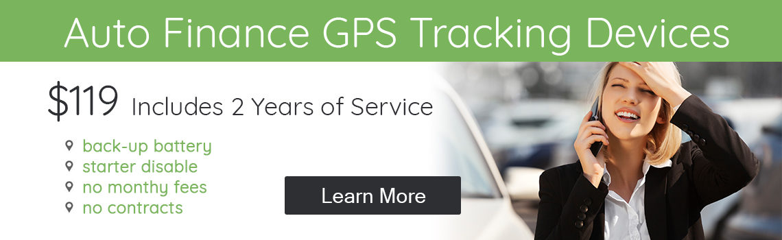 DEALERSHIP CAR GPS TRACKER