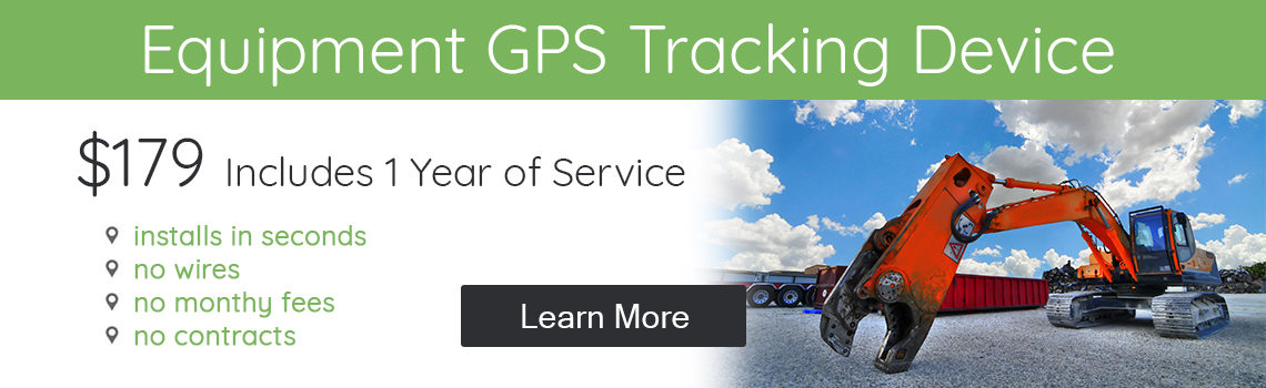 EQUIPMENT GPS TRACKER SYSTEM